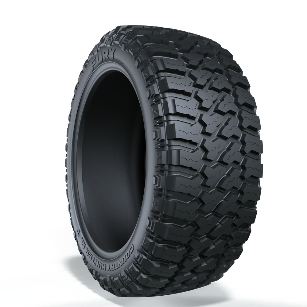 Fury Off-Road Tires