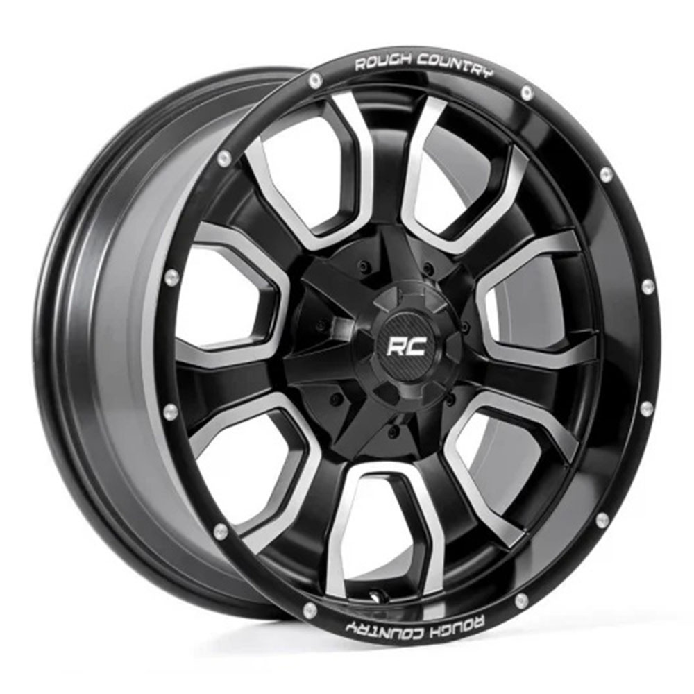 Rough Country Wheels